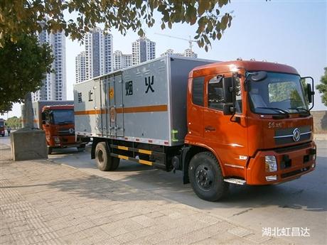 四川爆破品运输车,东风天锦爆破器材运输车价格,这家报价便宜