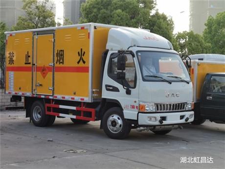 天津小型爆破器材运输车  危货车那里买便宜