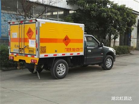 秦皇岛市爆破器材运输车,交货期短,节约时间成本