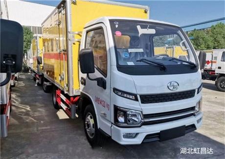 自贡危货车,民爆器材运输车,交货期短,节约时间成本
