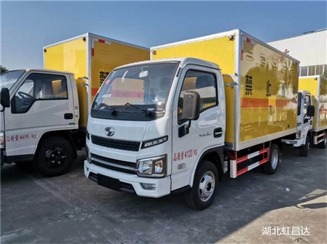 青海危货车,危险品运输车配置参数