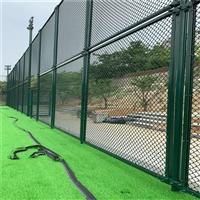 石家庄学校体育场围网 包塑丝勾花网球场护栏 勾花护栏网厂家定制
