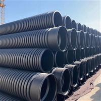 本溪开封昆明波纹管厂家 丽水梅州石嘴山 HDPE塑料双壁排污管 塑料单臂波纹管