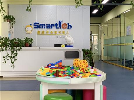 西安机器人编程教育哪家好 SmartRob双语机器人