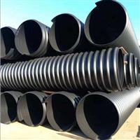 郑州波纹管截止阀 化粪池型过粪管 pe波纹管厂家 预应力塑料