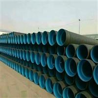 2020开封波纹管 双壁波纹管 尉氏市政排水管 PE塑料大口径管道
