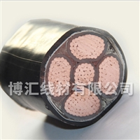 YJV3*300+1*150动力电缆线 宁晋博汇