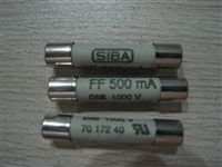 德國進口SIBA熔斷器2000013.40