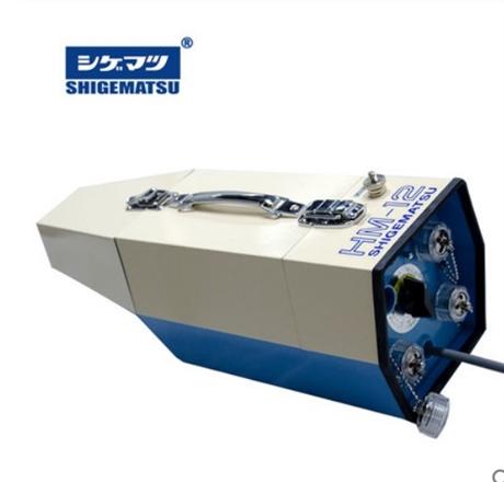 中国一级代理日本进口重松制作所 HM-12送风机电动长管送气呼吸器