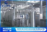 碳酸飲料生產線成套設備 果味含汽飲料生產設備定制 源頭廠家