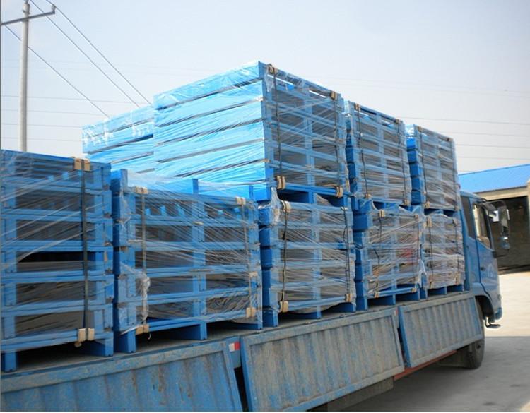 無錫貨架鋼製托盤BG真人和AG真人工廠   承載大 結構牢固  用料足 可批量生產