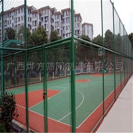广西烨方  篮球场场围栏