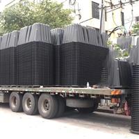 湖南化粪池厂家  PE一体化粪池 塑料三格化粪池 成品玻璃钢化粪池