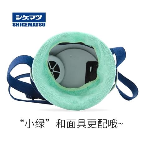 中国一级代理日本进口重松制作所DR10R轻便的防雾霾防尘面具