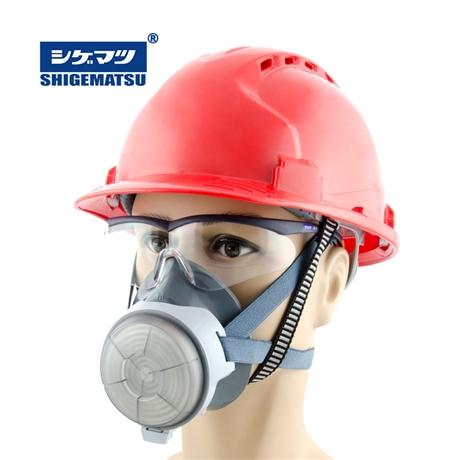 中国一级代理泽津伟业日本进口重松制作所DR77SR2N防尘面具雾霾打