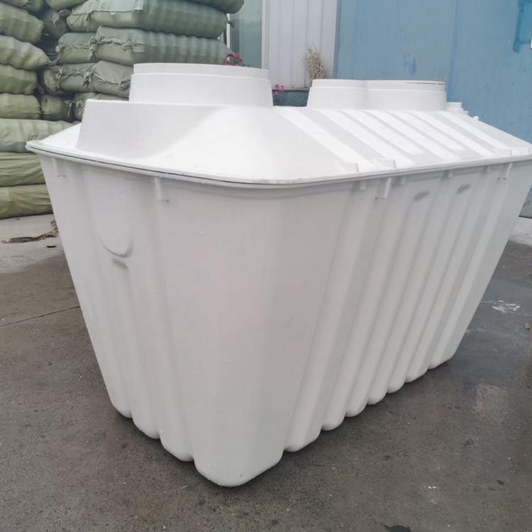 汝阳化粪池厂家 双瓮式厕所 45化粪池