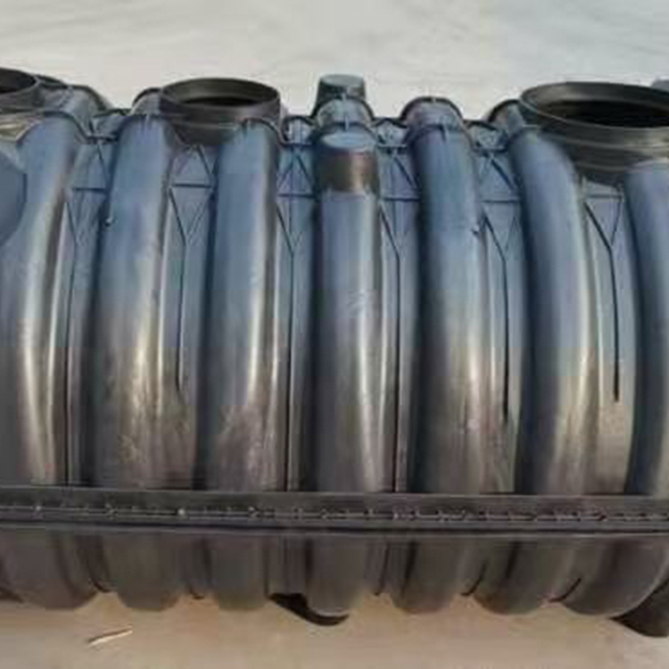 塑料化粪池供 一体化三格化粪池防渗漏 人居环境治理