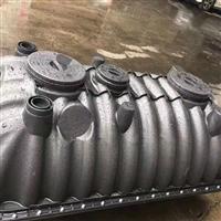 文水塑料化粪池-河南环保农村改厕三格式-1.5立方三格化粪池