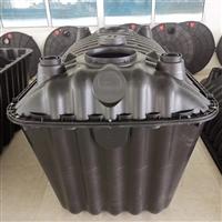 批发-河南塑料化粪池-长阳抽水桶-蹲便器-旱厕改造三格式-三格化粪池-品质
