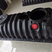 厂家-河南塑料化粪池-抽水桶-蹲便器--临县三格化粪池-环保三格式-塑料