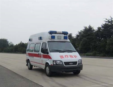 南阳120救护车出租-24小时服务