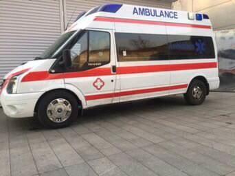 西安120救护车出租-24小时服务
