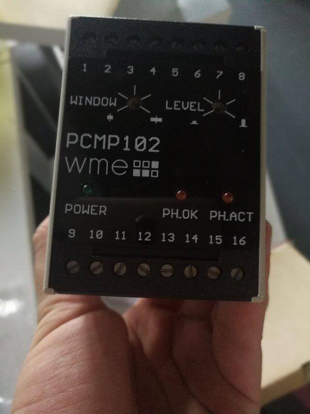wme相位器比较器鉴相器PCMP102