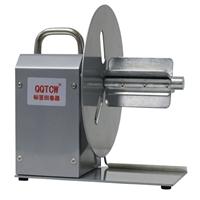 BSC TCW Q7全自动标签回卷机 吊牌洗水唛条码打印机回卷器