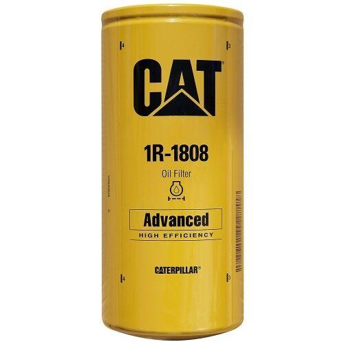 卡特机油滤1R-1808价格机油滤芯保养三滤
