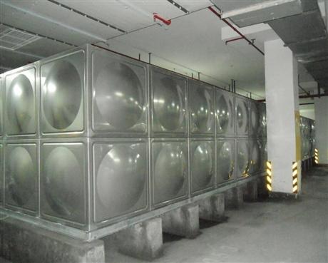 张家港不锈钢水箱