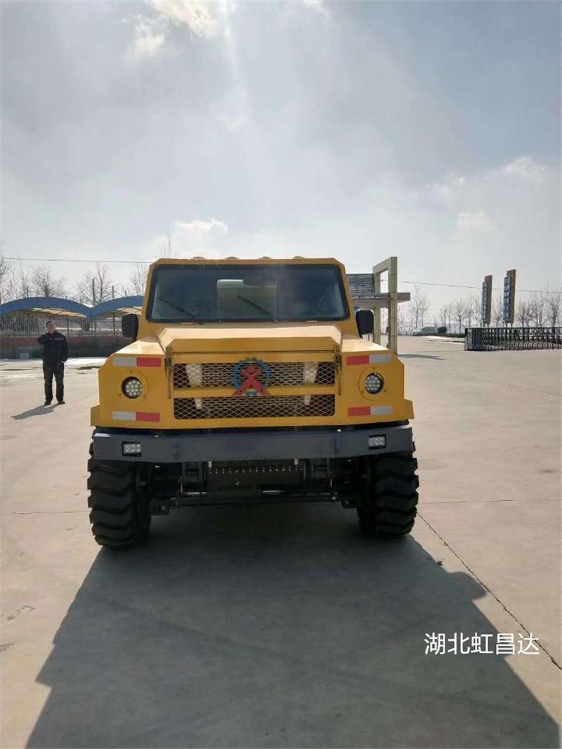 湖南1.5吨矿用火工品运输车矿山井下炸药运输车,源头厂家 品质可控