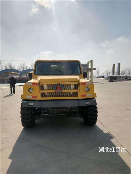 山南矿用炸药车,四驱1.5吨炸药车,经销商