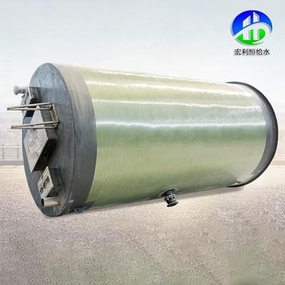 浙江地埋式一体化污水提升泵站