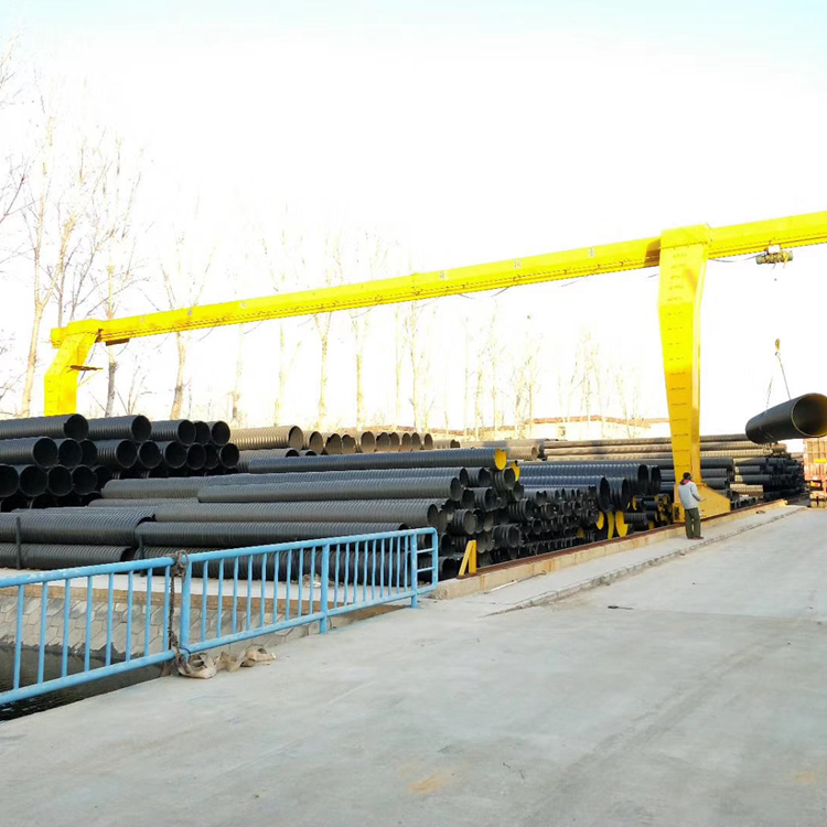新乡波纹管厂家新乡hdpe双壁波纹管塑料管价格
