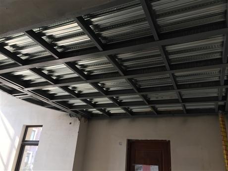 北京钢结构夹层制作/北京二层阁楼搭建 钢结构楼梯制作