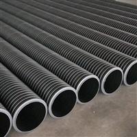 河南双壁波纹管厂家  商丘钢带波纹管 达州小区排水管厂家