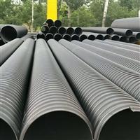 河南周口波纹管厂家 三门峡排污管排水管 灵宝小区改造双壁波纹管