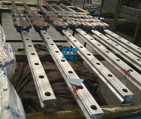 博特精工厂家促销供应JSA-LZG125CZ导轨