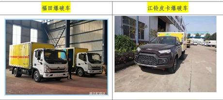 西藏爆破器材运输车生产厂家,福田爆破器才运输车那里有卖
