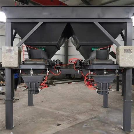 厂家定制沙土装袋机 计时计量沙土灌袋机