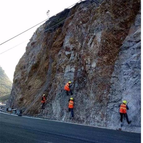 山体边坡防护网A宜宾山体边坡防护网A山体边坡防护网厂家