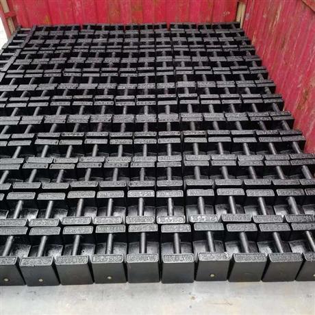 焦作市砝码生产厂家20kg-25kg电梯配重检验标准砝码