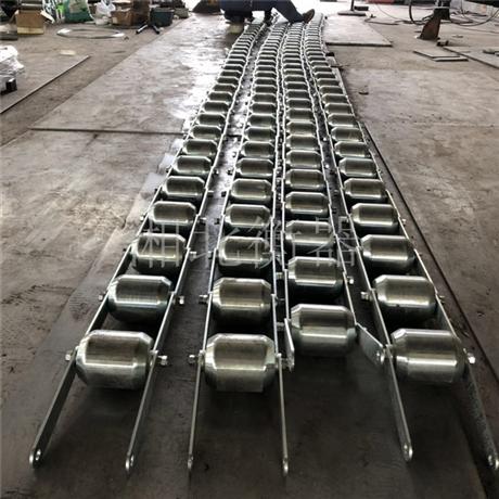 循环链码皮带秤校验20kg/m链条砝码
