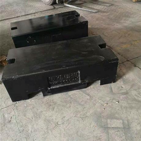 桂林1吨重校地磅砝码 1000kg标准锁型砝码厂家销售