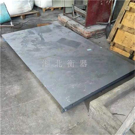 鹰潭小型地磅厂家加厚6mm碳钢电子地磅秤3吨报价