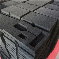 EVA箱包包装 环保海绵内衬厂家加工