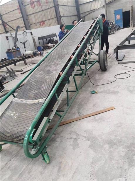 带花纹传动带 高寿命橡胶运输带 厂家订制裙边输送带 耐高温传送