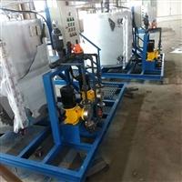 自动化加药装置 水处理搅拌加药一体化设备 工业加药装置可定制