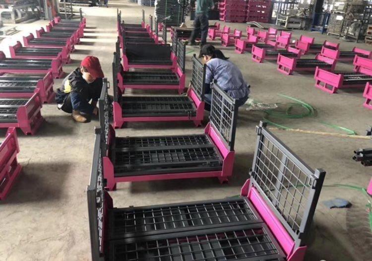 無錫鋼製料架BG真人和AG真人廠家  高品質價格實在  十年質保  現下單有驚喜