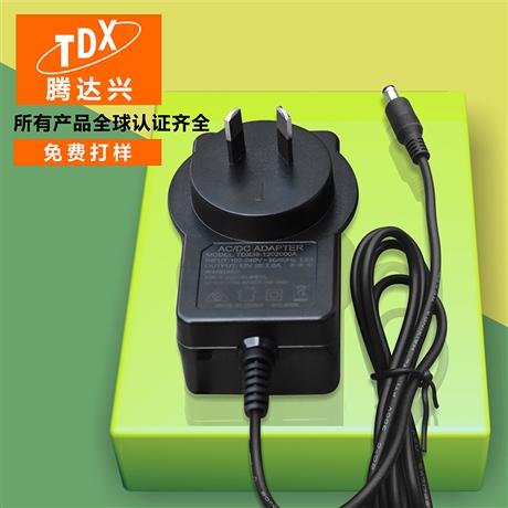 腾达兴电子12v2a电源适配器 TDX12020012v24w灯带灯条电源